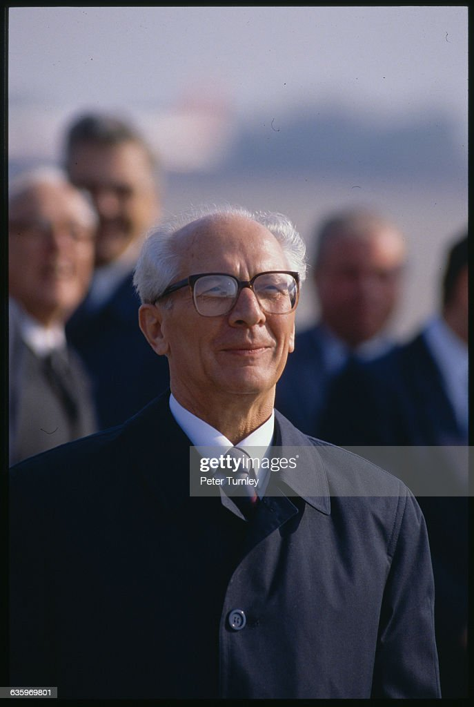 <a gi-track='captionPersonalityLinkClicked' href=/galleries/search?phrase=Erich+Honecker&family=editorial&specificpeople=209084 ng-click='$event.stopPropagation()'>Erich Honecker</a> at Anniversary Celebration