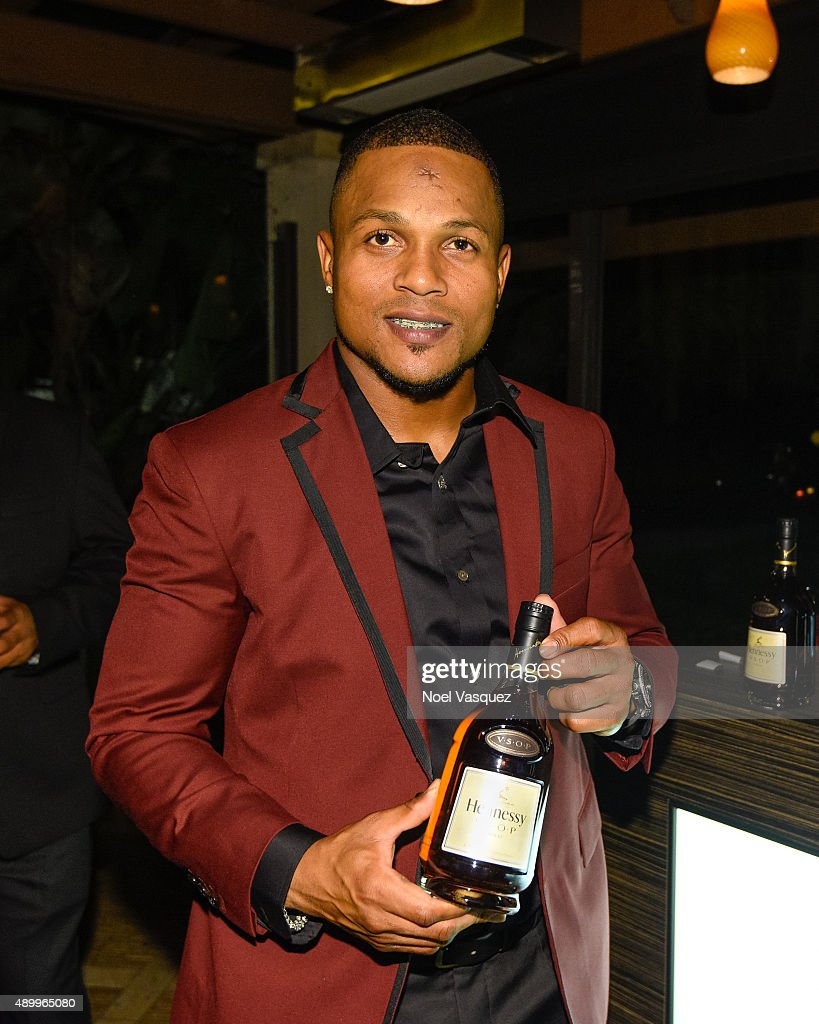 erick vasquez stock photos and pictures getty images erick aybar hennessy all star celebration by hennessy v s o p privilege