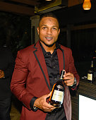 Erick Aybar attends his Hennessy AllStar Celebration by Hennessy VSOP Privilege at Mastro's Ocean Club on September 24 2015 in Newport Beach...