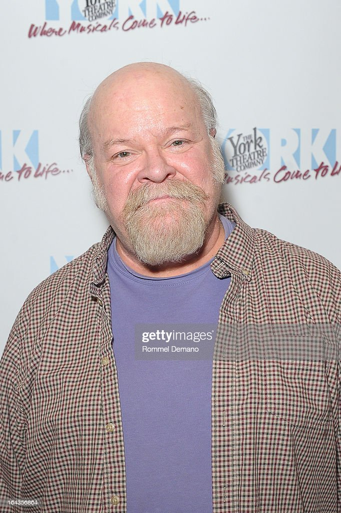 Erick Devine attends the off-Broadway opening night of 'Silk Stockings' at The York Theatre at Saint Peter's on March 22, 2013 in New York City.