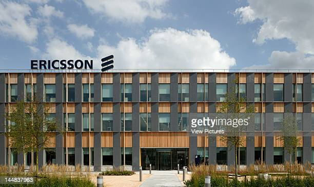 Ericsson Ansty Park Offices Ansty Park Coventry Warwickshire United Kingdom Architect Allies And Morrison Ericsson Ansty Park Office Buildings...