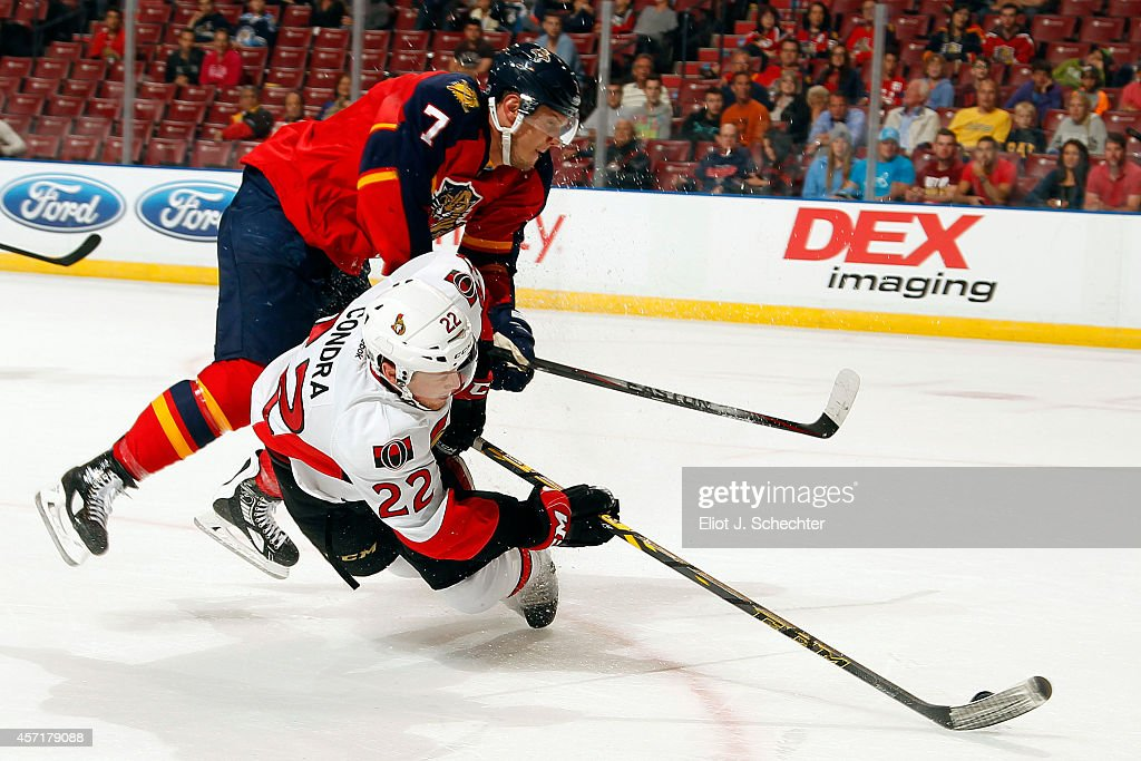 Ottawa Senators v Florida Panthers