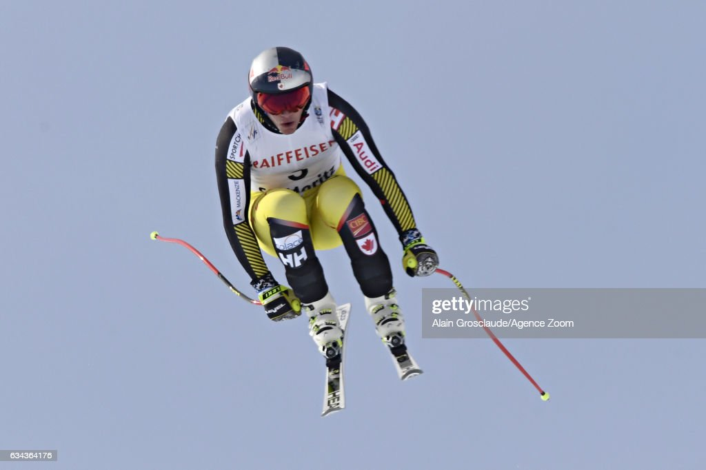 FIS World Ski Championships - Men's and Women's Downhill Training