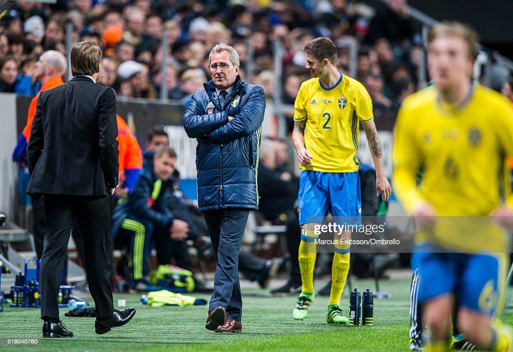 Sweden v Czech Republic - International Friendly