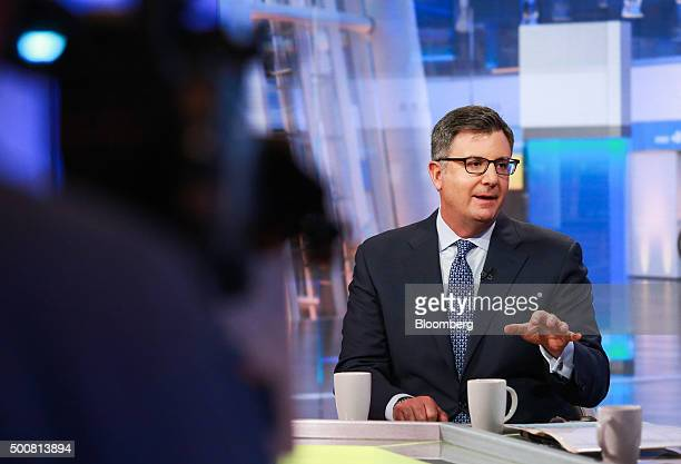 Erik Hirsch chief investment officer at Hamilton Lane Advisors LLC speaks during a Bloomberg Television interview in New York US on Thursday Dec 10...