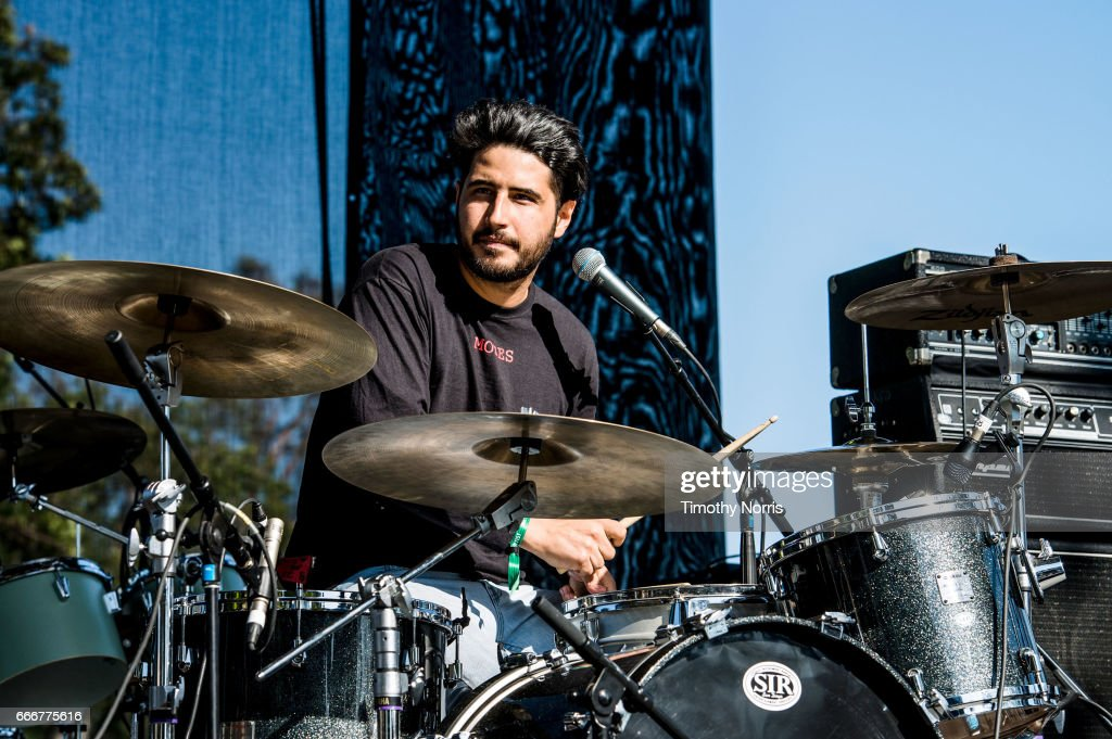 Erik Jimenez of together PANGEA performs during When We Were Young Festival 2017 at The Observatory on April 9, 2017 in Santa Ana, California.
