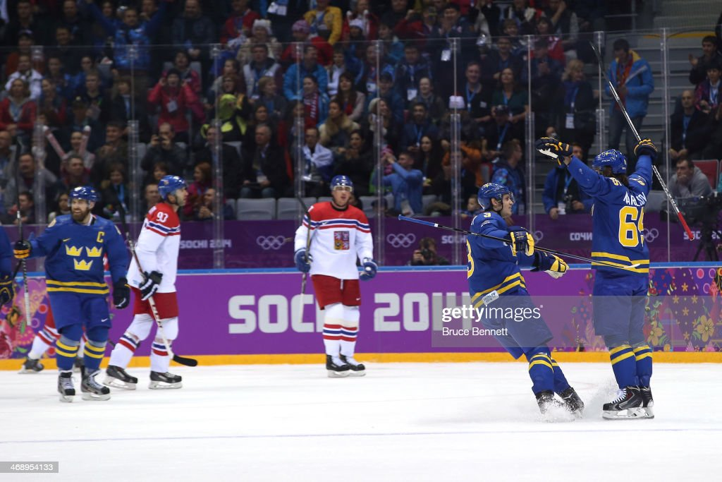 Ice Hockey - Winter Olympics Day 5