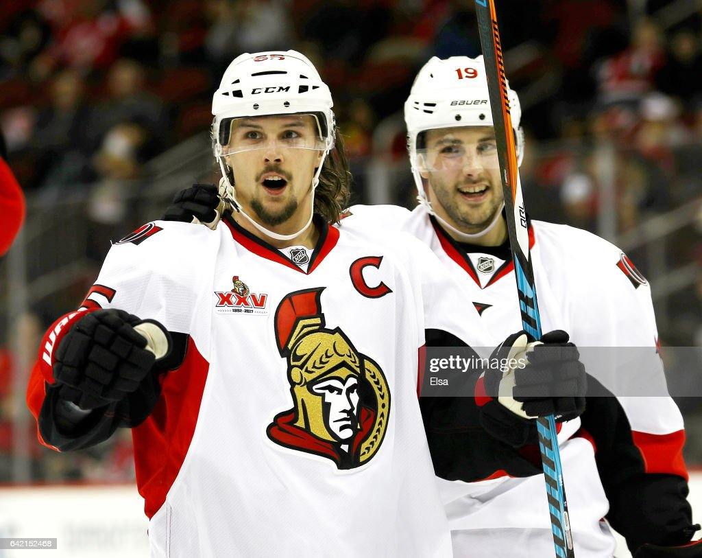 Ottawa Senators v New Jersey Devils