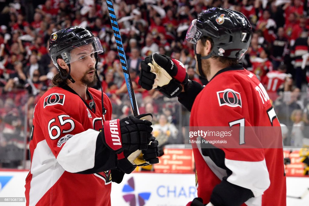 Pittsburgh Penguins v Ottawa Senators - Game Six
