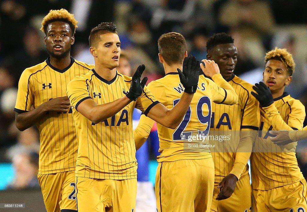 Juventus FC v Tottenham Hotspur - 2016 International Champions Cup Australia