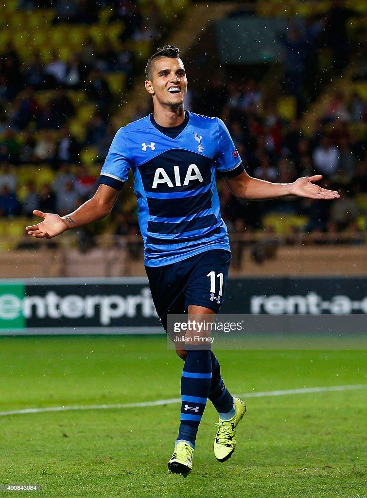 AS Monaco FC v Tottenham Hotspur FC - UEFA Europa League