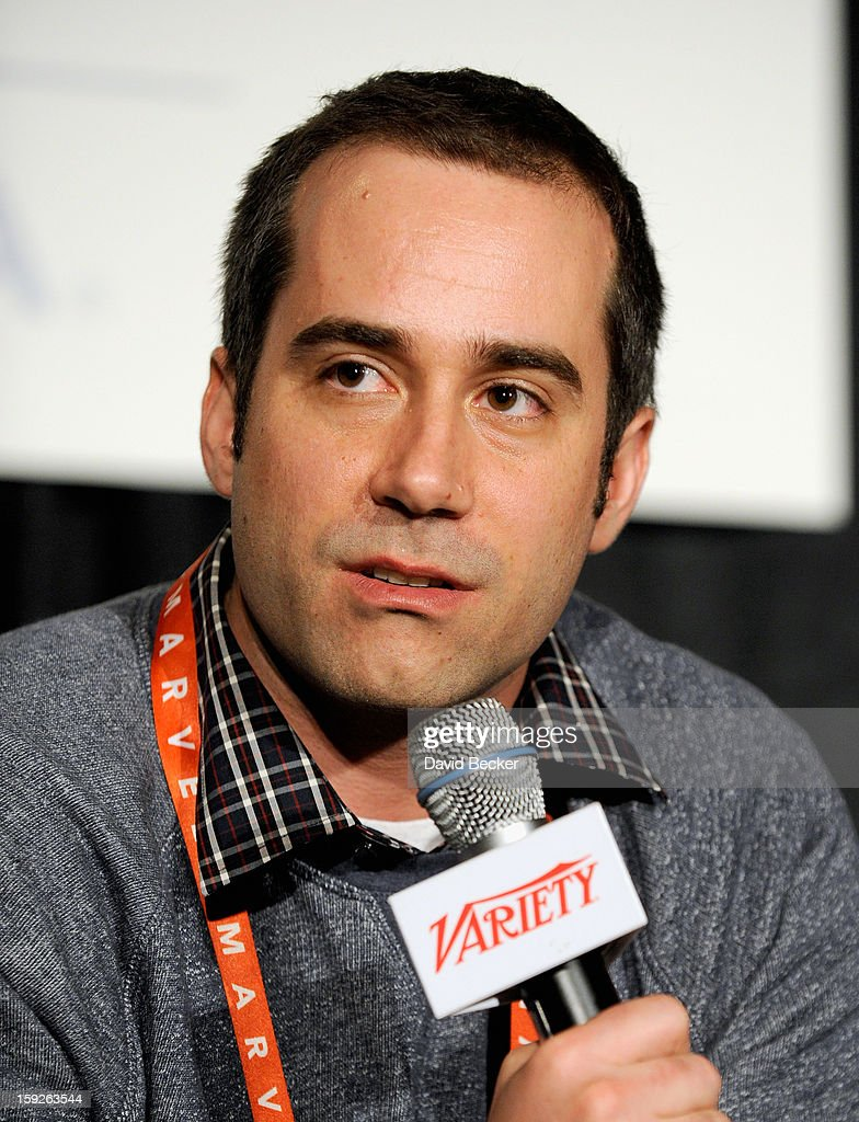 Erik Martin, General Manager of reddit, appears onstage during Variety Entertainment Summit at The 2013 International CES at Las Vegas Convention Center on January 10, 2013 in Las Vegas, Nevada.