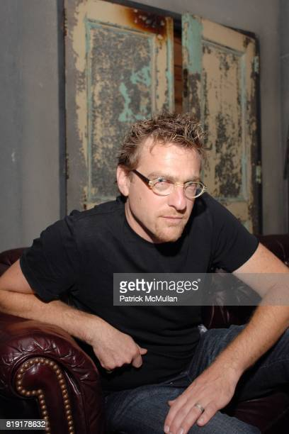 Erik Neldner attend The Supper Club Shepard Fairey's SNO host a Bombay Sapphire Tea Party at The Tea Room on July 20 2010 in Hollywood California