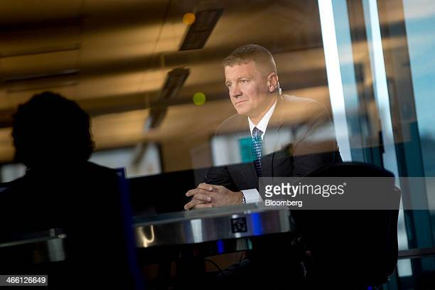 Erik Prince chairman and executive director of DVN Holdings Ltd and founder of Xe Services LLC the US security company once known as Blackwater...