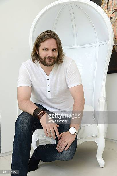 Erik Range aka Gronkh at Studio71's 'The Mansion' in West Hollywood CA The unique project is playing host to YouTube superstars reaching millions of...