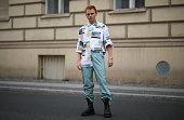 Street Style - Berlin - July 7, 2020