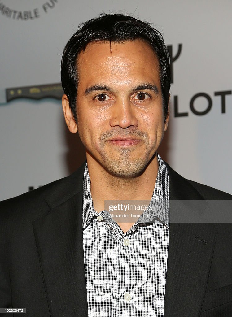 Erik Spoelstra attends the Miami HEAT Family Foundation night of 'Motown Revue' on February 27, 2013 in Miami, Florida.