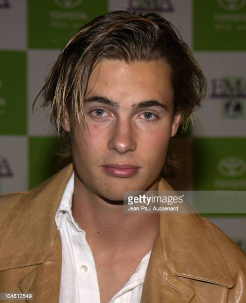 Erik von Detten during 12th Annual Environmental Media Awards at Wilshire Ebell Theatre in Los Angeles California United States