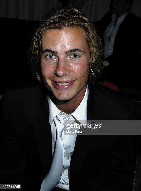Erik Von Detten during The 56th Annual Primetime Emmy Awards TV Guide After Party at TV Guide Central in West Hollywood California United States