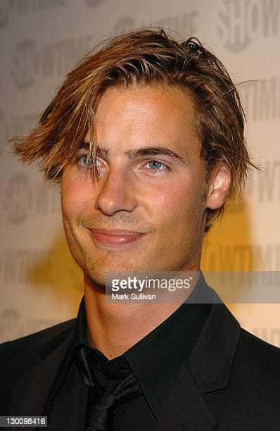 Erik Von Detten during The 57th Annual Emmy Awards Showtime After Party in Los Angeles California United States