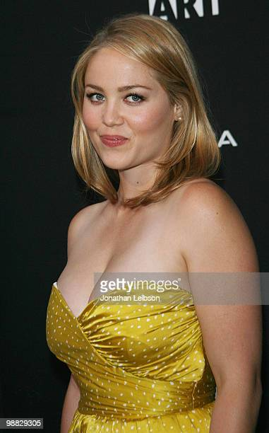 Erika Christensen arrives at the Los Angeles premiere of 'Mercy' held at The Egyptian on May 3 2010 in Hollywood California