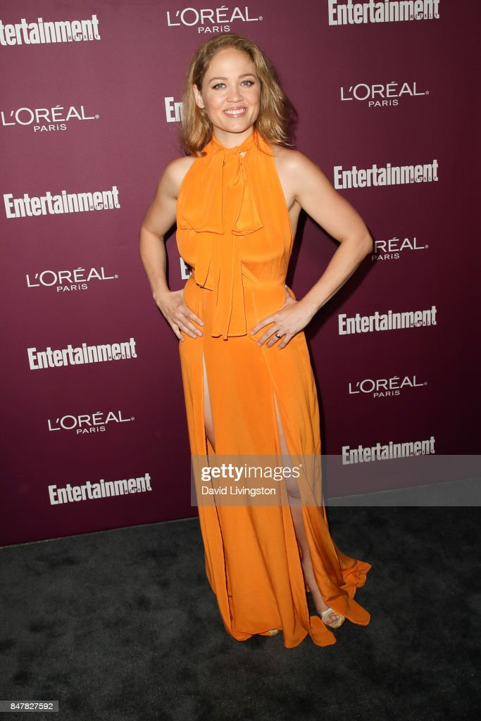 Erika Christensen attends the Entertainment Weekly's 2017 Pre-Emmy Party at the Sunset Tower Hotel on September 15, 2017 in West Hollywood, California.