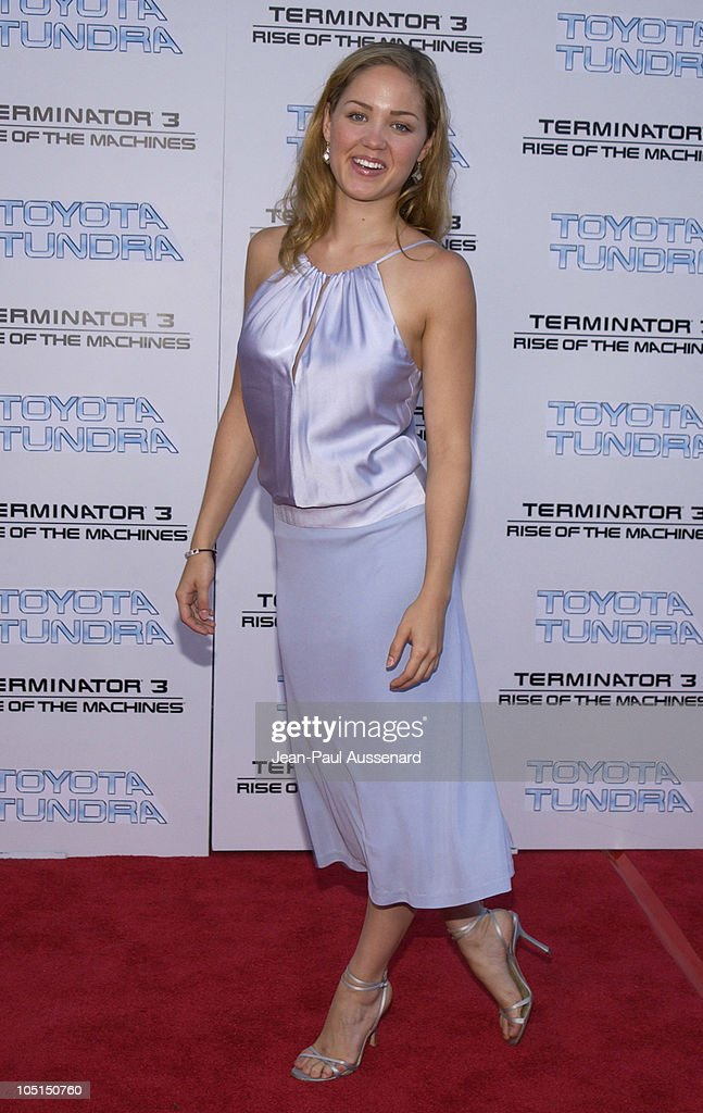 """Terminator 3: Rise of the Machines"" Los Angeles Premiere"