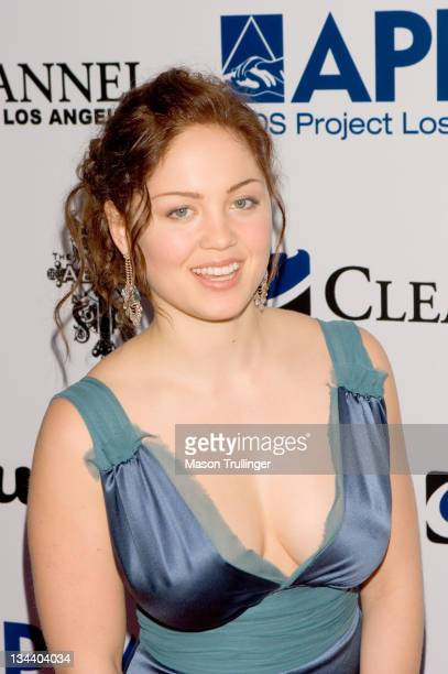 Erika Christensen during The Abbey/Esquire Magazine's 'The Envelope Please' Oscar Party Arrivals at The Abbey in Los Angeles CA United States