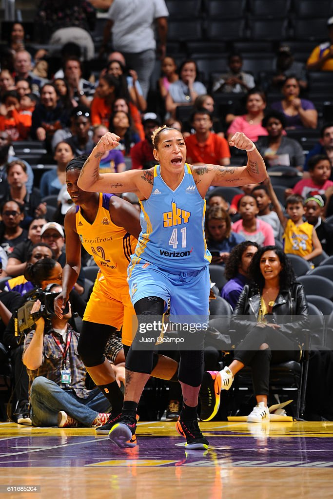 Chicago Sky v Los Angeles Sparks - Game Two
