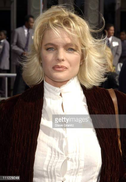 Erika Eleniak during 20th Anniversary Premiere of Steven Spielberg's 'ET The ExtraTerrestrial' Arrivals at The Shrine Auditorium in Los Angeles...
