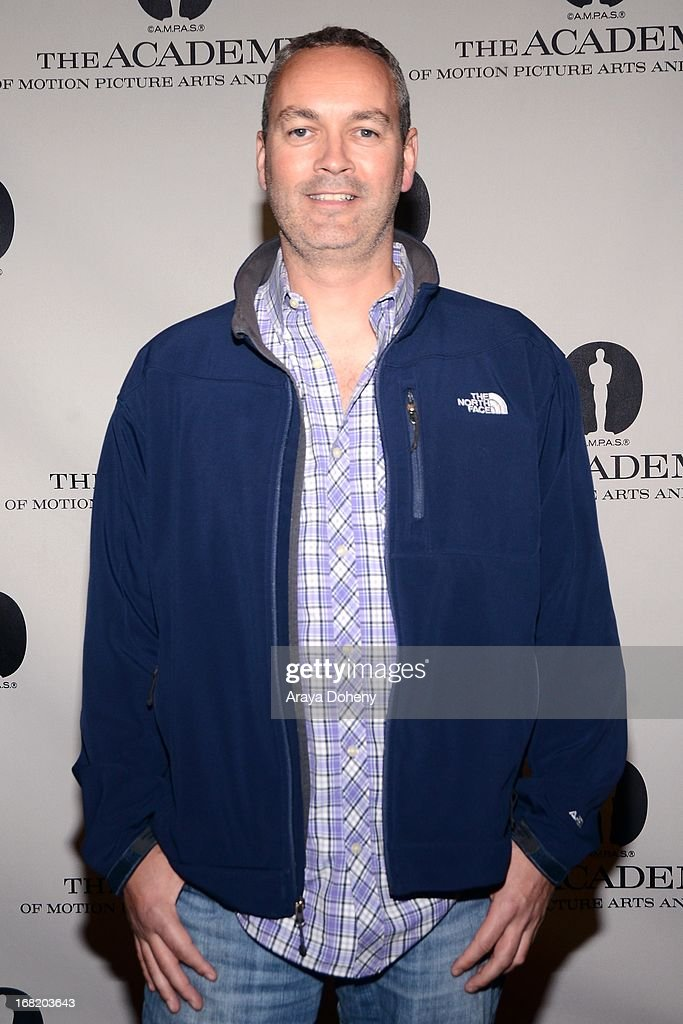 Erik-Jan de Boer attends The Academy Spotlights VFX Game-Changers: Deconstructing 'Pi' at AMPAS Samuel Goldwyn Theater on May 6, 2013 in Beverly Hills, California.