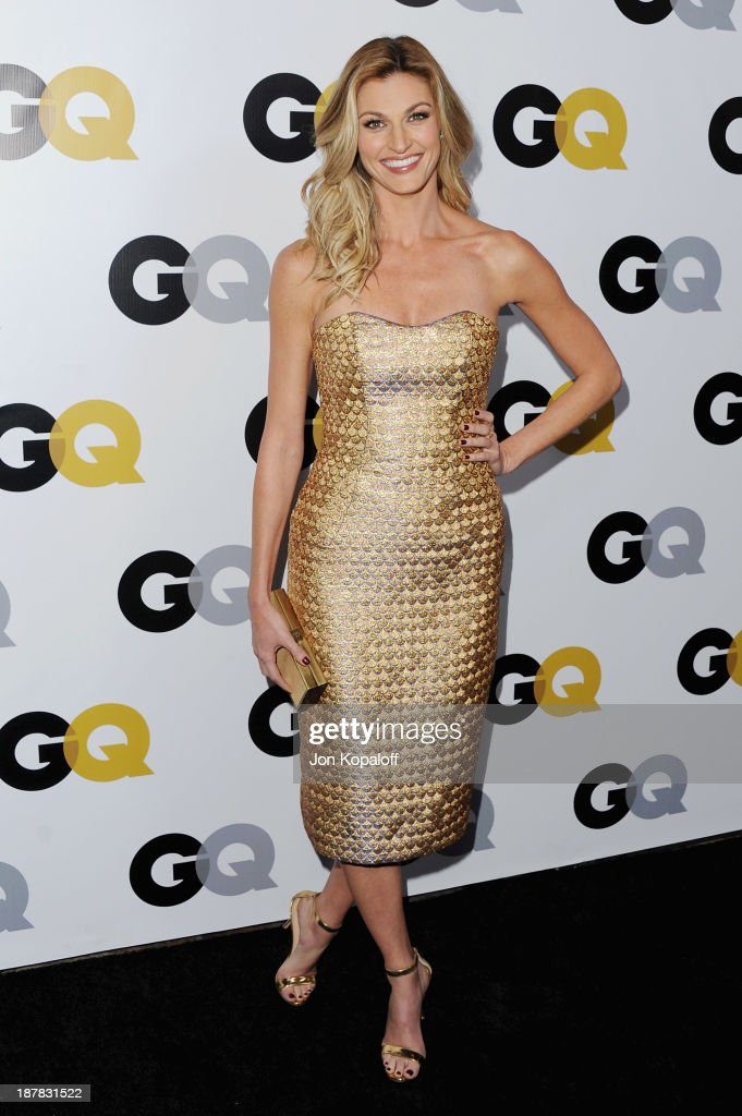 <a gi-track='captionPersonalityLinkClicked' href=/galleries/search?phrase=Erin+Andrews&family=editorial&specificpeople=834273 ng-click='$event.stopPropagation()'>Erin Andrews</a> arrives at GQ Celebrates The 2013 'Men Of The Year' at The Wilshire Ebell Theatre on November 12, 2013 in Los Angeles, California.