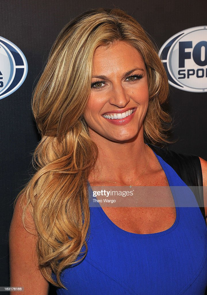<a gi-track='captionPersonalityLinkClicked' href=/galleries/search?phrase=Erin+Andrews&family=editorial&specificpeople=834273 ng-click='$event.stopPropagation()'>Erin Andrews</a> attends the 2013 Fox Sports Media Group Upfront after party at Roseland Ballroom on March 5, 2013 in New York City.