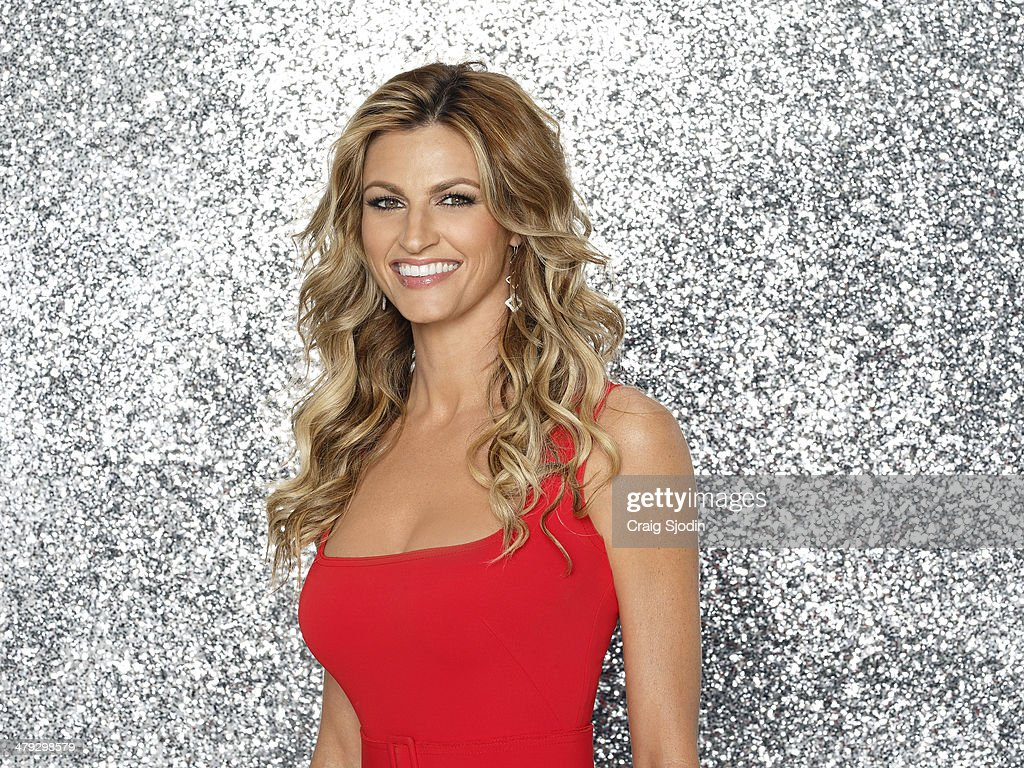 STARS Erin Andrews joins 'Dancing with the Stars' as host alongside EmmyAward Winner Tom Bergeron for its 18th season premiering MONDAY MARCH 17 No...