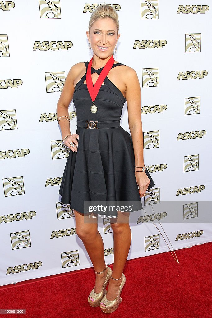 Erin Beck attends the 30th Annual ASCAP Pop Music Awards at Loews Hollywood Hotel on April 17, 2013 in Hollywood, California.