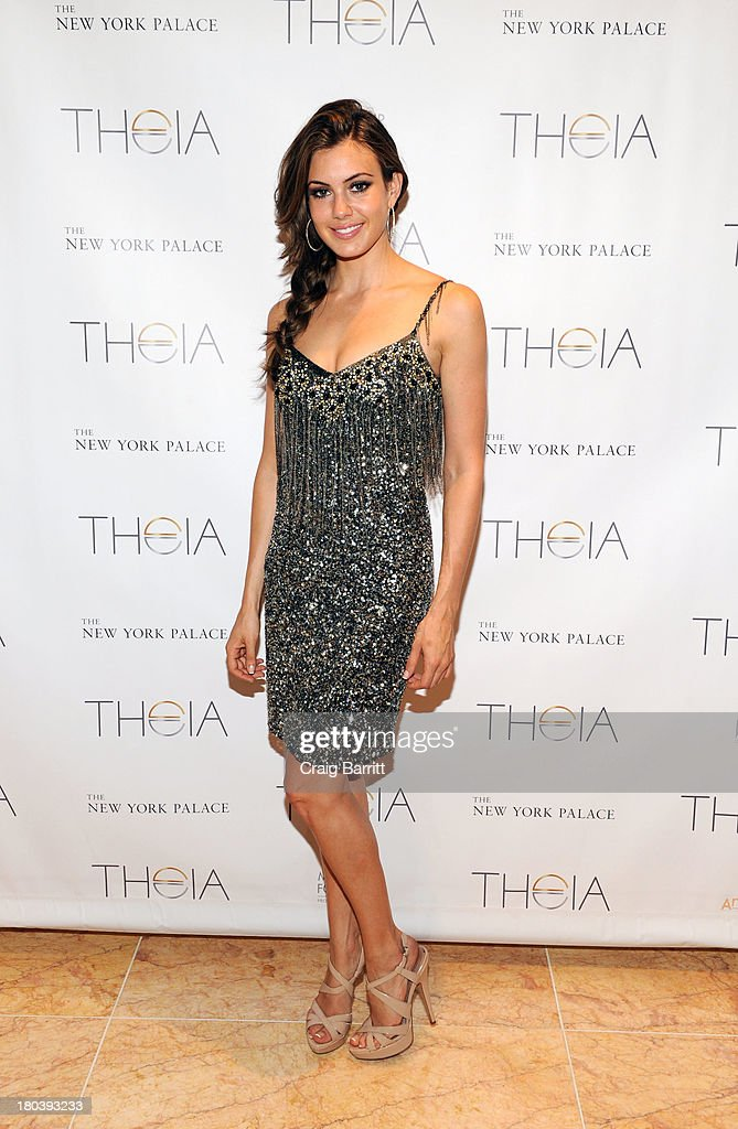 Erin Brady atttends the Theia Presentation - Mercedes-Benz Fashion Week Spring 2014 at NY Palace at the Apartment on September 11, 2013 in New York City.