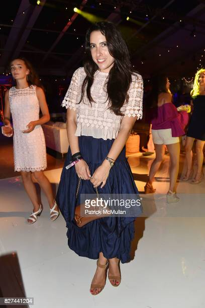 Erin Cohen attends Sixth Annual Hamptons Paddle and Party for Pink Benefitting the Breast Cancer Research Foundation at Fairview on Mecox Bay on...