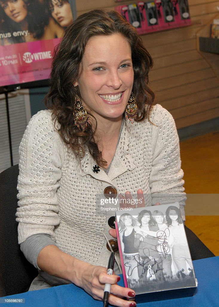 """Castmembers From Showtime's """"The L Word"""" Sign Copies of The First Season DVD"""
