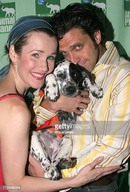 Erin Dilly and Raul Esparza from 'Chitty Chitty Bang Bang'