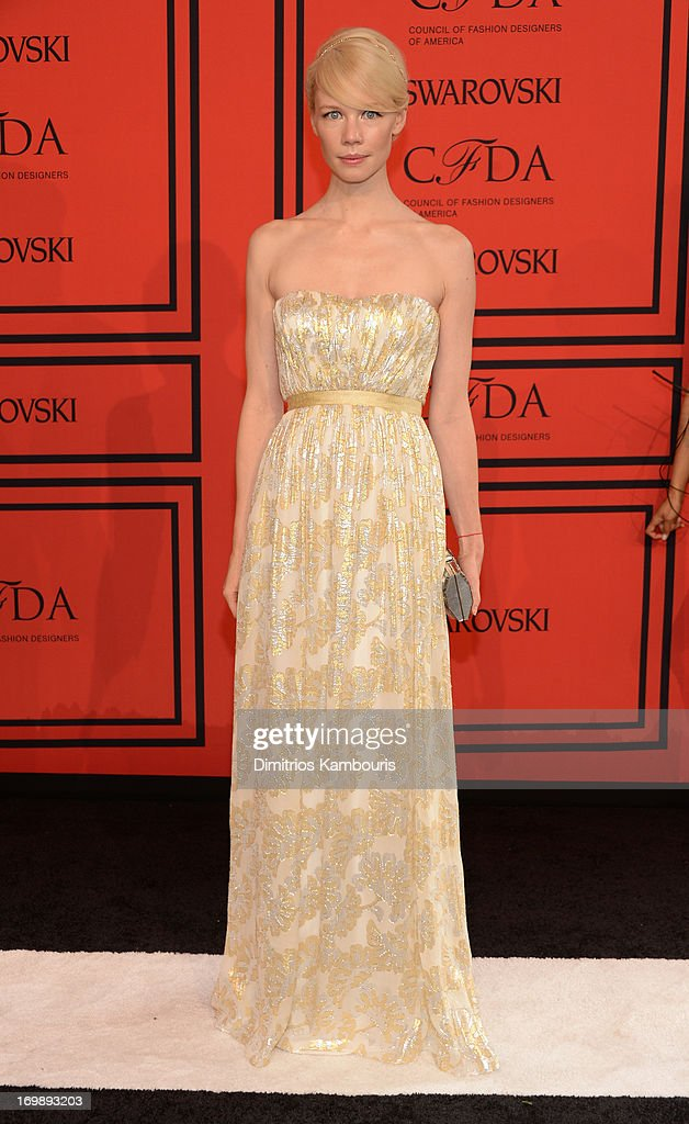 Erin Fetherston attends 2013 CFDA FASHION AWARDS Underwritten By Swarovski - Red Carpet Arrivals at Lincoln Center on June 3, 2013 in New York City.