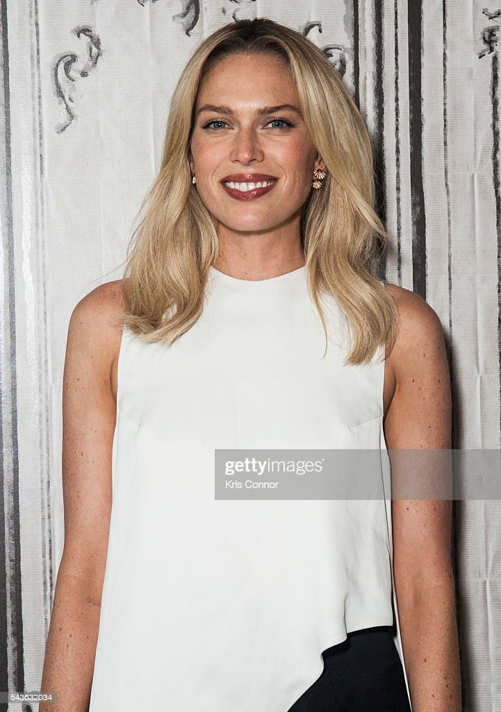 <a gi-track='captionPersonalityLinkClicked' href=/galleries/search?phrase=Erin+Foster&family=editorial&specificpeople=708936 ng-click='$event.stopPropagation()'>Erin Foster</a> with and Sara Foster speak about their show 'VH1's 'Barely Famous' during an 'AOL Build Presents' at AOL Studios on June 29, 2016 in New York City.