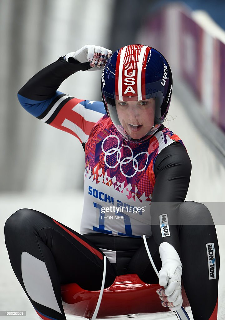 hamlin singles Erin hamlin has raced for the last  erin hamlin of the united states reacts after competing during the luge women's singles on day four of the  trending now on .
