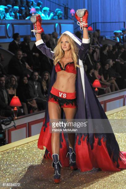 Erin Heatherton attend 2010 VICTORIA'S SECRET Fashion Show – Runway at Lexington Armory on November 10th 2010 in New York City