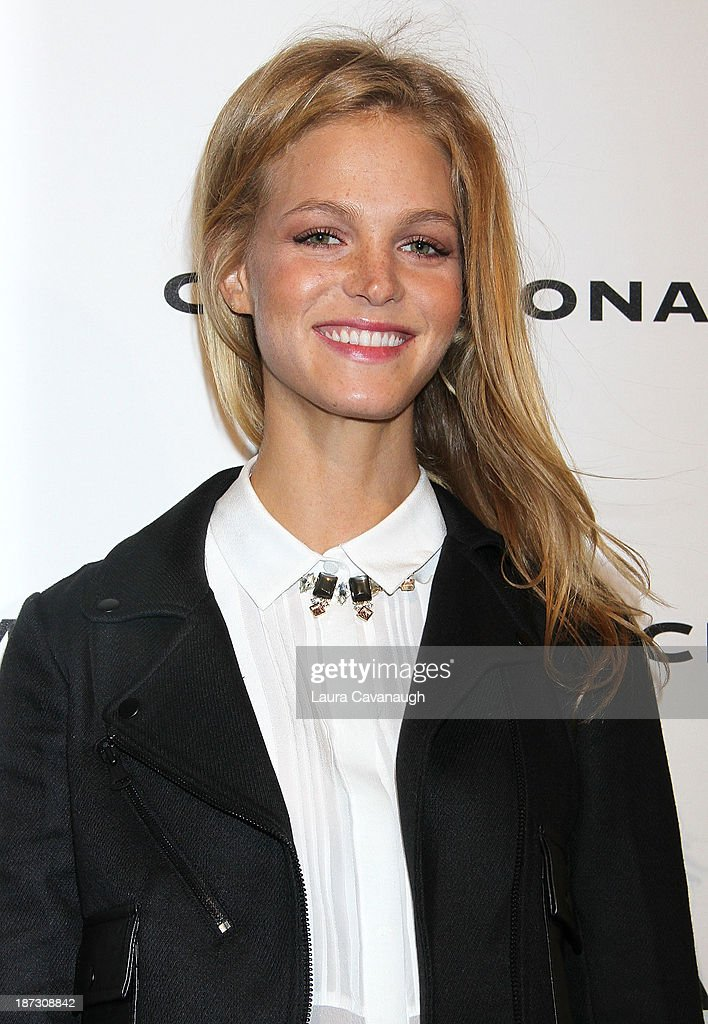 <a gi-track='captionPersonalityLinkClicked' href=/galleries/search?phrase=Erin+Heatherton&family=editorial&specificpeople=5003810 ng-click='$event.stopPropagation()'>Erin Heatherton</a> attends the opening celebration of Club Monoco's Fifth Avenue Flagship at Club Monaco Fifth Avenue on November 7, 2013 in New York City.
