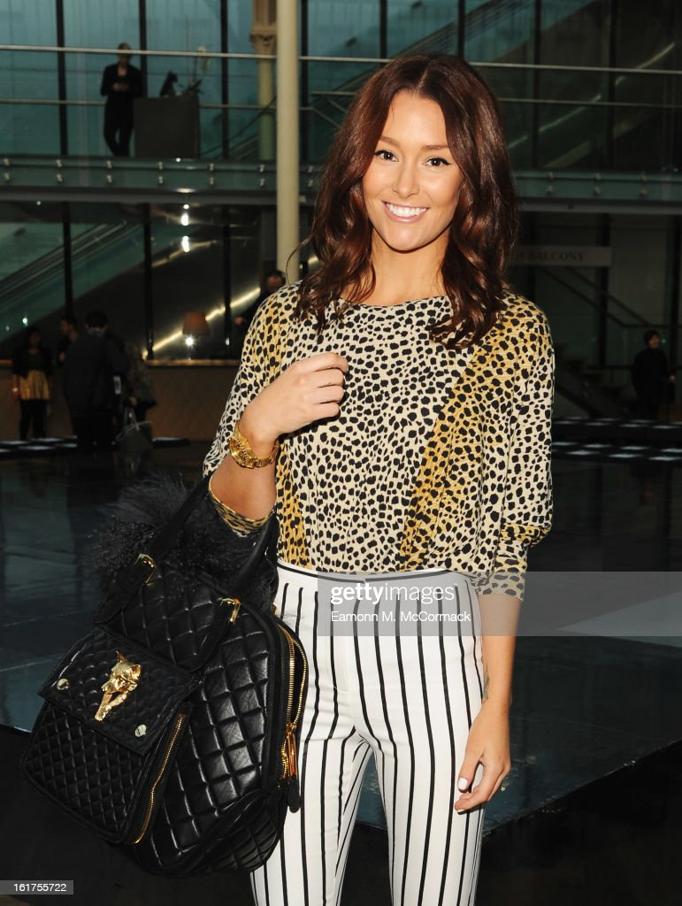 <a gi-track='captionPersonalityLinkClicked' href=/galleries/search?phrase=Erin+McNaught&family=editorial&specificpeople=885741 ng-click='$event.stopPropagation()'>Erin McNaught</a> attends the London College of Fashion MA show during London Fashion Week Fall/Winter 2013/14 at The Royal Opera House on February 15, 2013 in London, England.