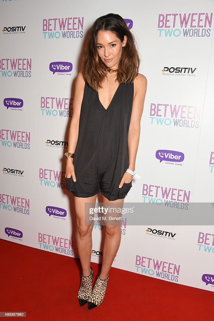 """Between Two Worlds"" - UK Premiere - VIP Arrivals"