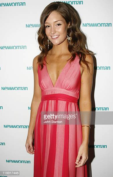 Erin McNaught during 'New Woman' Beauty Awards 2006 at Museum of Contemporary Art in Sydney NSW Australia