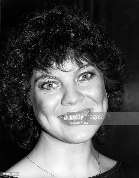 Erin Moran circa 1982 in New York City