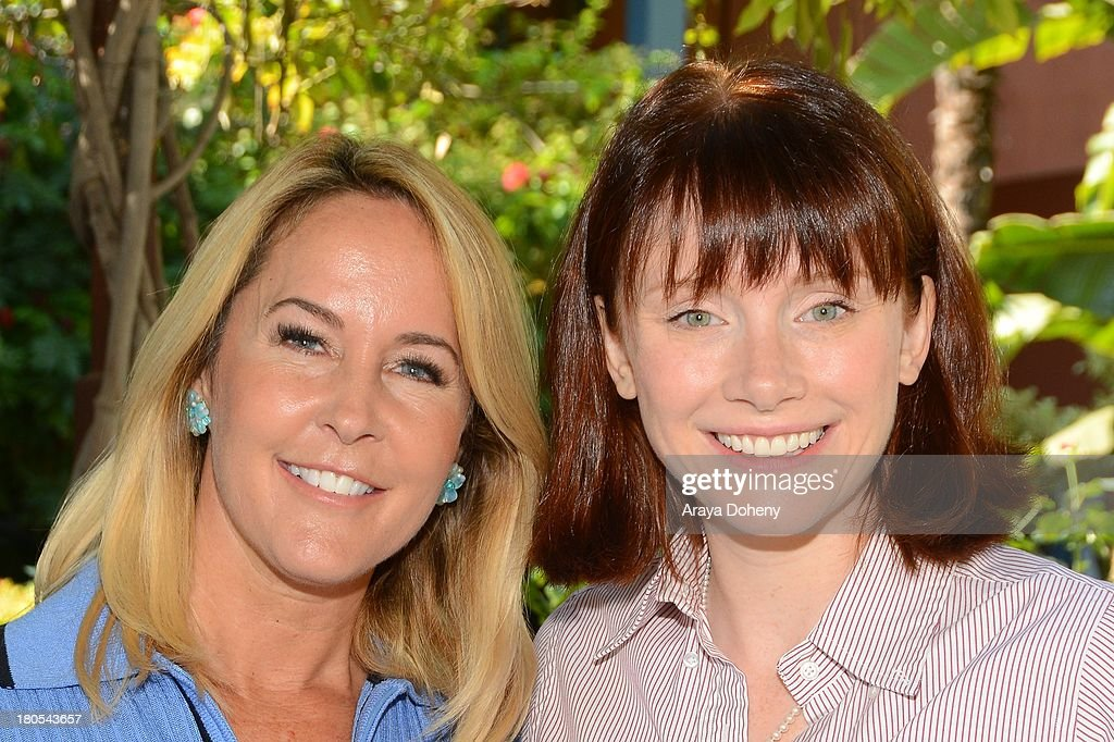 Erin Murphy and <a gi-track='captionPersonalityLinkClicked' href=/galleries/search?phrase=Bryce+Dallas+Howard&family=editorial&specificpeople=156411 ng-click='$event.stopPropagation()'>Bryce Dallas Howard</a> attend The Hollywood Networking Breakfast presents <a gi-track='captionPersonalityLinkClicked' href=/galleries/search?phrase=Bryce+Dallas+Howard&family=editorial&specificpeople=156411 ng-click='$event.stopPropagation()'>Bryce Dallas Howard</a> - 'A Family Legacy' Q&A at Raleigh Studios on September 14, 2013 in Los Angeles, California.
