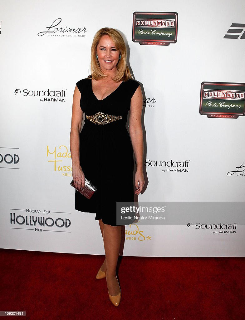 Erin Murphy attends an event honoring Carol Burnett with The First Annual 'Carol Burnett Honor Of Distinction Award' at the El Capitan Theatre on January 10, 2013 in Hollywood, California.